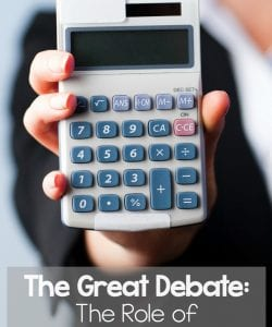 The Great Debate: The Role of Calculators in Math Education