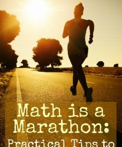 The Math Marathon: How to Train Kids to be Thinkers and Problem Solvers
