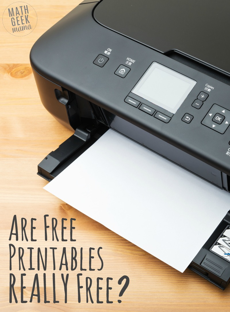 Love all the awesome free printables you find on Pinterest, but hate the cost of ink to print them all? Here's a solution that will save you money, but allow you to print anything you want! Even full color pages! Never worry about the cost of ink again.