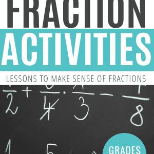 Hands-On Fraction Activities