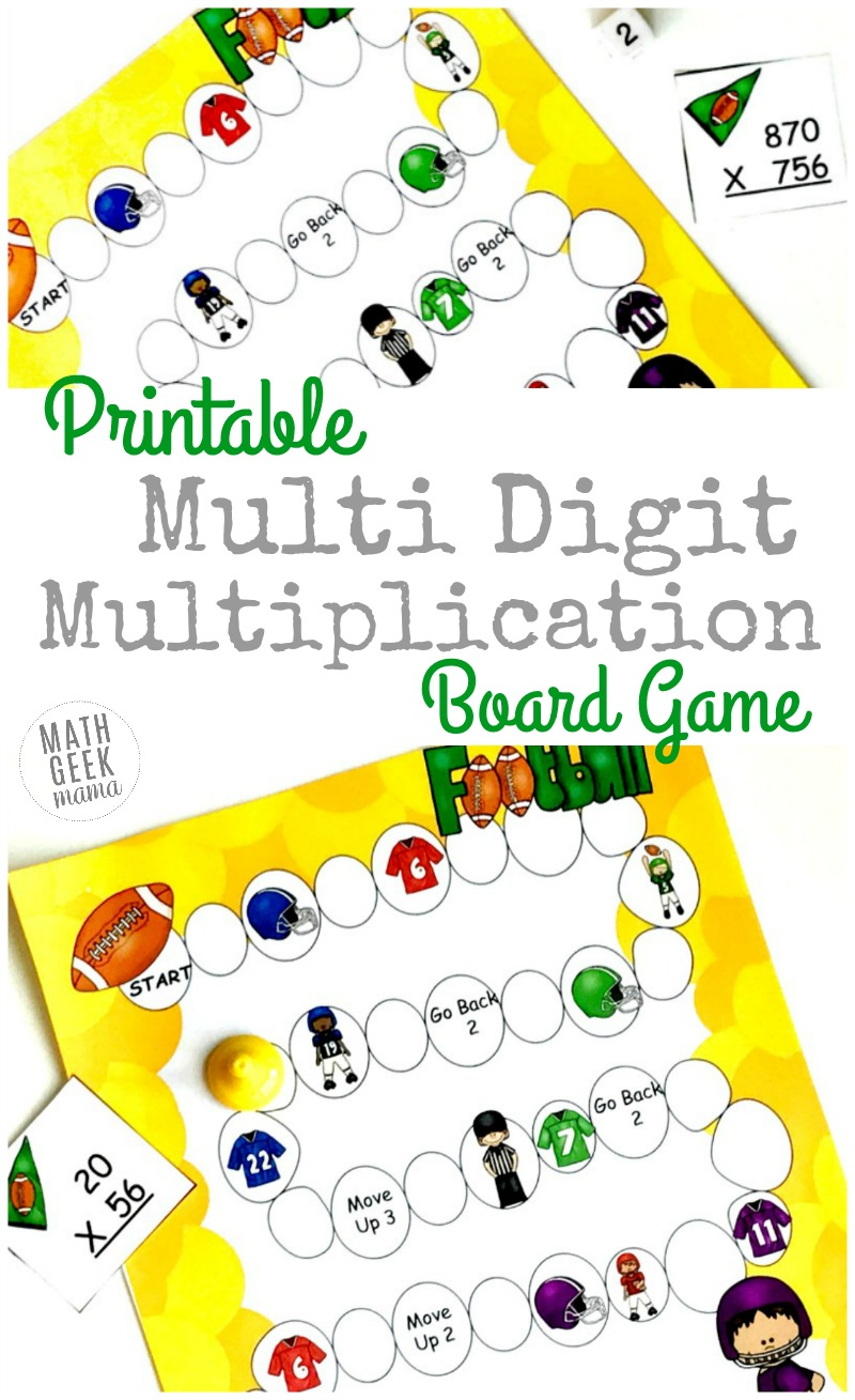 3 digit x 2 digit multiplication games