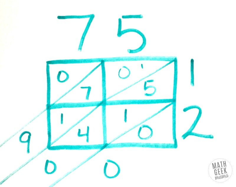 Simple Multi Digit Multiplication Game {FREE}
