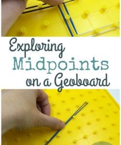 Midpoint Formula Activity {FREE Hands-On Lesson}