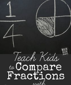 Developing Fraction Sense Using Benchmark Fractions