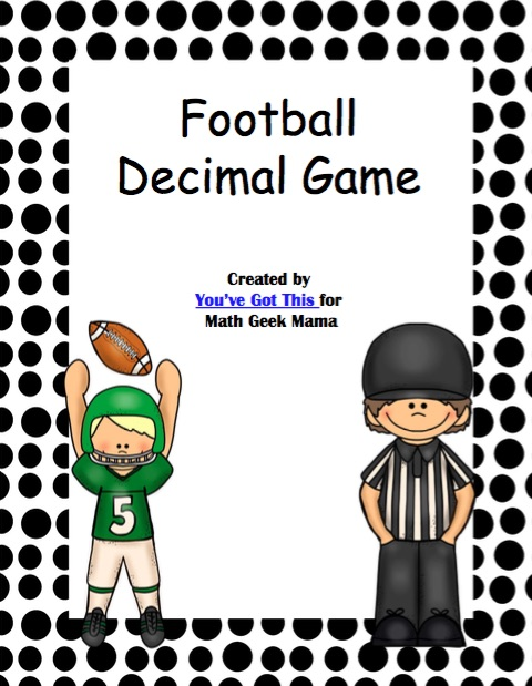 Looking for an easy way to practice a difficult concept? Make it fun with this adorable adding and subtracting decimals game! Just print out the game board and question cards and you're ready to play. Kids will love the challenge!