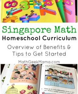 Singapore Math: An Overview For Homeschool Families