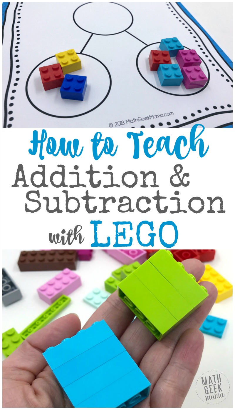 c999d11fff72c How to Teach Addition & Subtraction with LEGO Bricks