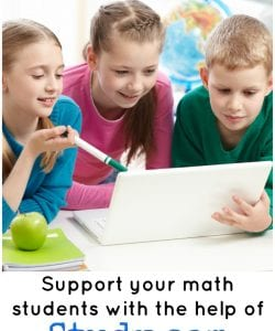 How to Be a More Equipped Math Teacher with Study.com {Review}