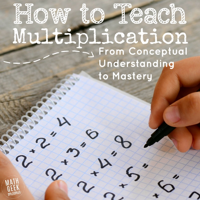 Do your kids still struggle with their multiplication facts after tons of practice and drills and flashcards? Master them once and for all with these simple tips and resources.
