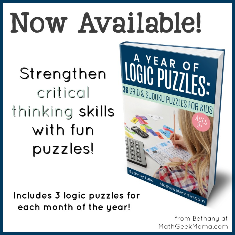 buy a year of logic puzzles here - Christmas Logic Puzzles