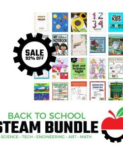 Back to School STEAM Bundle {Limited Time!}