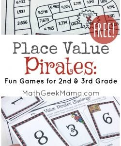 place value Archives - Math Geek Mama