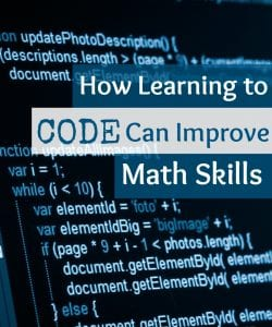 Are your kids interested in coding and computer programming? Well, this can be more than just a fun hobby-it can help improve their math skills and provide a solid foundation for the future in our increasingly tech forward world.