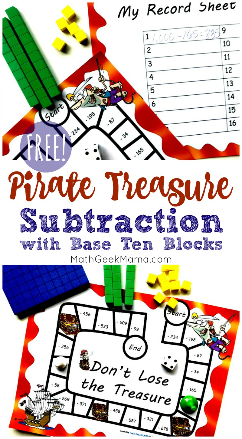 picture regarding Subtraction With Regrouping Games Printable known as Absolutely free 3-Digit Subtraction with Regrouping Sport